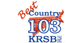 Best Country 103 - KRSB-FM