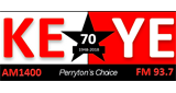 Your Country 1400 AM - KEYE